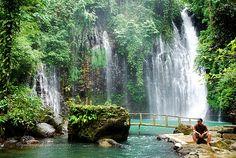 Pagayawan Falls – (Bacolod, Lanao del Norte) Discover the Philippines - now !