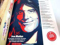 Iron Maiden: esperança e glória ~ #CollectorsRoom ®