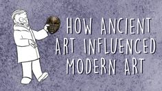 View full lesson: http://ed.ted.com/lessons/how-ancient-art-influenced-modern-art-felipe-galindo The term modern art sounds like it means art that is popular...