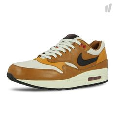 premium selection 01a9d d4bf4 Nike Air Max 1 Escape QS - ( Light Bone   Black Pine - Ale Brown ).  Crispvibe.com · Men s Sneakers