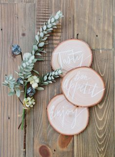 Long-lasting coasters: http://www.stylemepretty.com/living/2015/08/07/entertaining-investments-worth-the-splurge/