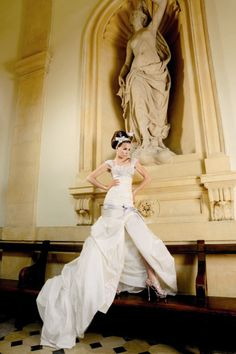 I Love You… by Max Chaoul Paris Bridal Collection