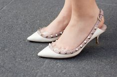 "Summer/Spring Shoe Trends that Every Woman Dreams of in 2017 - What speaks of a woman more than her strong personality, independence and an elegant and chic pair of shoes. ""I have always loved fashion because it's. Kitten Care, Spring Trends, Fashion Story, Spring Shoes, Every Woman, Beautiful Shoes, Flat Shoes, Converse Shoes, Designer Shoes"