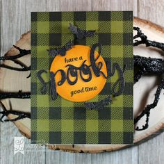Stamp-n-Paradise: Lil' Inker Designs / September Release Day 1 / Giveaway Halloween Cards, Scary Halloween, Halloween Decorations, Script Words, Cute Bat, Glitter Cardstock, Pumpkin Crafts, Distress Ink, Card Tags
