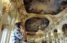 Schloß Schönbrunn - Grand Galeria