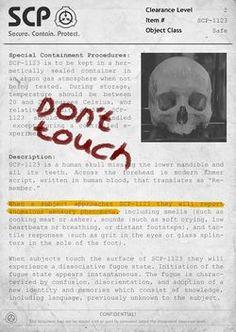 Scp 1048, Fnaf, Foundation, Creepypasta Proxy, Human Skull, Horror, Pastel, Kawaii, Baddies