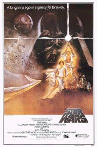 1977: Groundbreaking in its use of special effects, unconventional editing, and science fiction/fantasy storytelling, the original Star Wars is one of the most successful and influential films of all time.
