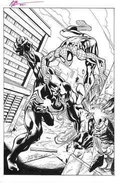 Spiderman - mark bagley