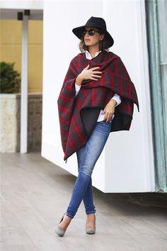 """La """"capa manta"""" que adoran las blogueras de moda"""