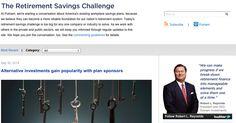 """Putnam Yatırım adlı şirketin CEO'su tarafından açılan """"The Retirement Savings Challange"""" adlı blogta emelilik odaklı yazılar paylaşılıyor.  http://www.theretirementsavingschallenge.com/"""