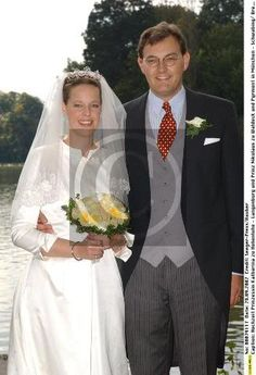 Prince Nikolaus Carl Ferdinand zu Waldeck und Pyrmont (*1970) married Princess Katharina zu Hohenlohe-Langenburg (*1972), in Schwabing (Munich), on September 29th 2002