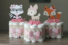 Your place to buy and sell all things handmade Boho Baby Shower, Deer Baby Showers, Baby Girl Shower Themes, Baby Boy Shower, Baby Shower Gifts, Invitation Baby Shower, Baby Shower Centerpieces, Woodland Baby, Woodland Theme