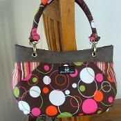 Coco FREE bag pattern by ChrisW Designs - via @Craftsy