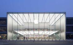 Apple store in Hangzhou   Foster + Partners