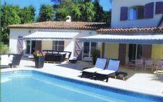 Une élégante villa provençale avec piscine et jardin, le tout à 800 mètres à pied de Saint Paul de Vence, un des plus beaux villages de l'arrière pays niçois... #provence #paca #france #abritel #holidays #pool