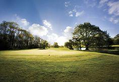 Norwoood Park golf course Nottinghamshire