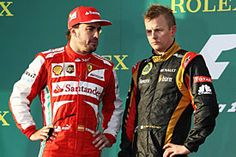Webber says Raikkonen's move to Ferrari is good for Alonso - F1 news - AUTOSPORT.com
