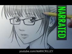 How to Draw Braids (Narrated Step by Step) - YouTube
