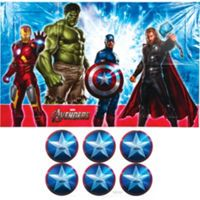 Avengers Party Supplies - Avengers Birthday - Party City