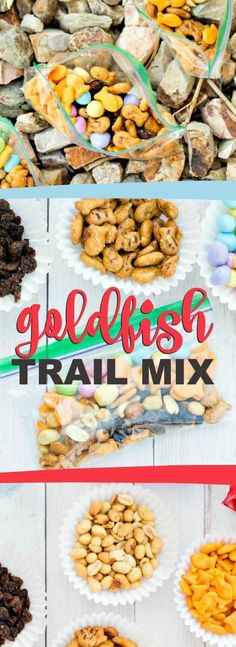 Goldfish Trail Mix via @spaceshipslb