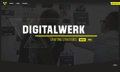 Web Design Agencies Websites: 26 Creative Web Examples - 10