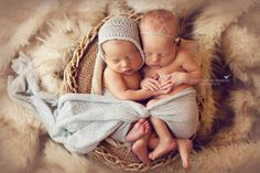 Twins.  I love the soft, organic textures!  photo: Whitney Summers Photography
