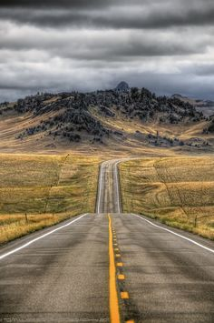 ~~A Scenic Ride | on the road in Montana | by Tom Lussier Photography~~