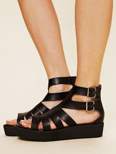 Faryl Robin Amsterdam Gladiator at Free People Clothing Boutique