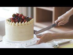 Camembert Cheese, Bakery, Cheesecake, Lemon, Desserts, Youtube, Recipes, Cakes, Pastel De Chocolates