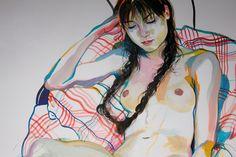 "Sasha Grey ""Neu Sex"" Book Signing @ Martha Otero Gallery"