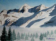 Alpes de Grenoble - France