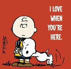 Amor, amizade.