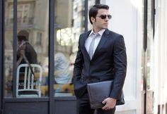 "Chic Laptop Bag, Style, Men style,Brown  Leather 13"" Macbook Sleeve, Macbook Case, Macbook 13 Pro Retina, 13 Macbook Air, Classic Laptop Bag,"