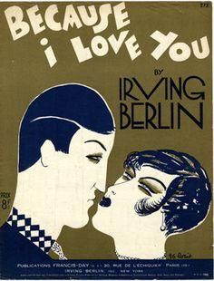 Because I love you, 1926 (ill.: Fabien Loris); ref. 1331