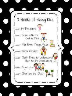 all 7 habits