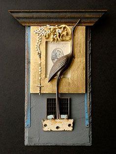 carolyn machado, artist / assemblages portfolio