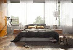 CGarchitect - Professional 3D Architectural Visualization User Community   bedroom!