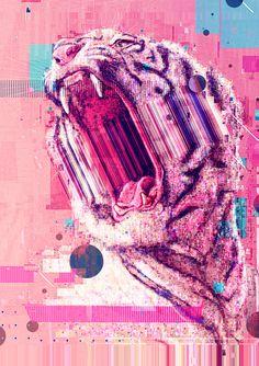 Digital Decade III - RAWr (by Mart Biemans)