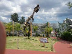 Pq Vale dos dinossauros Foz do Iguaçu.