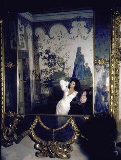 Sophia in Dior