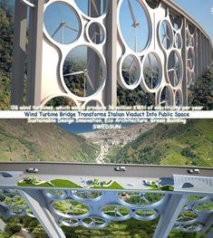 Sustainable Design innovation. Eco Architecture #greendesign #cleanenergy