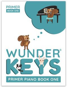 Home - WunderKeys Piano Books and Resources