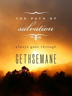 Gethsemane: ''The place of pressing.'' To get the oil out of the olive you have to press it. Image via LDS Living Lds Quotes, Religious Quotes, Uplifting Quotes, Quotable Quotes, Mormon Quotes, Qoutes, Spiritual Thoughts, Spiritual Quotes, Elder Holland Quotes