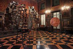 Bagatti Valsecchi 2point0 exhibition by Rossana Orlandi