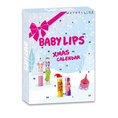 Babylips X-mas Calendar 2016
