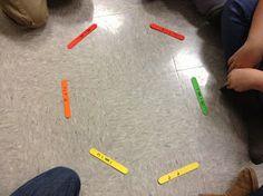 Mrs. Miracle's Music Room: Activities Like...Rhythmic Practice. Rhythm carousel.