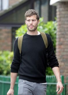 Jamie Dornan spotted in West London May 05, 2010. http://everythingjamiedornan.com/gallery/thumbnails.php?album=99 https://www.facebook.com/everythingjamiedornan/?fref=ts