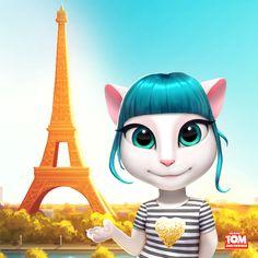 I love, love, LOVE Paris! Where's your fave place, Little Kitties?! xo, Talking Angela #TalkingAngela #MyTalkingAngela #Paris #France #travel #dreams #dreamholiday #adventure #city #holiday #vacation #Parisian #chic #LittleKitties