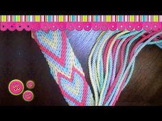 Monedero/Clutches Wayuu part 2/5 - YouTube