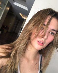 Filipina Girls, Ideal Girl, Filipina Beauty, Beautiful Celebrities, Girl Crushes, Hair Beauty, Celebs, Long Hair Styles, Pop